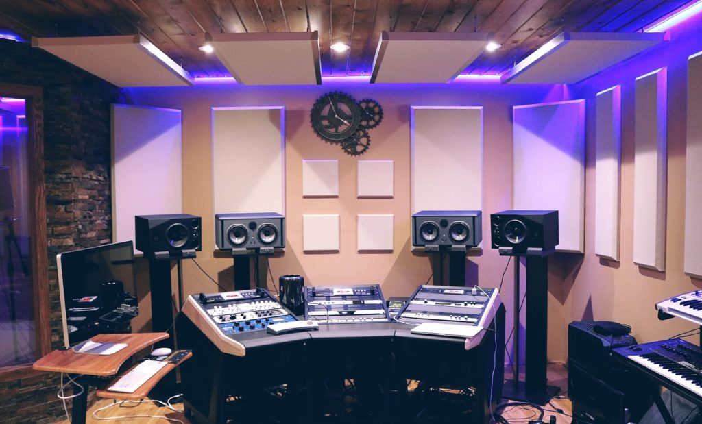 Can I Use Carpet As Acoustic Treatment For My Studio Music Studio Diy